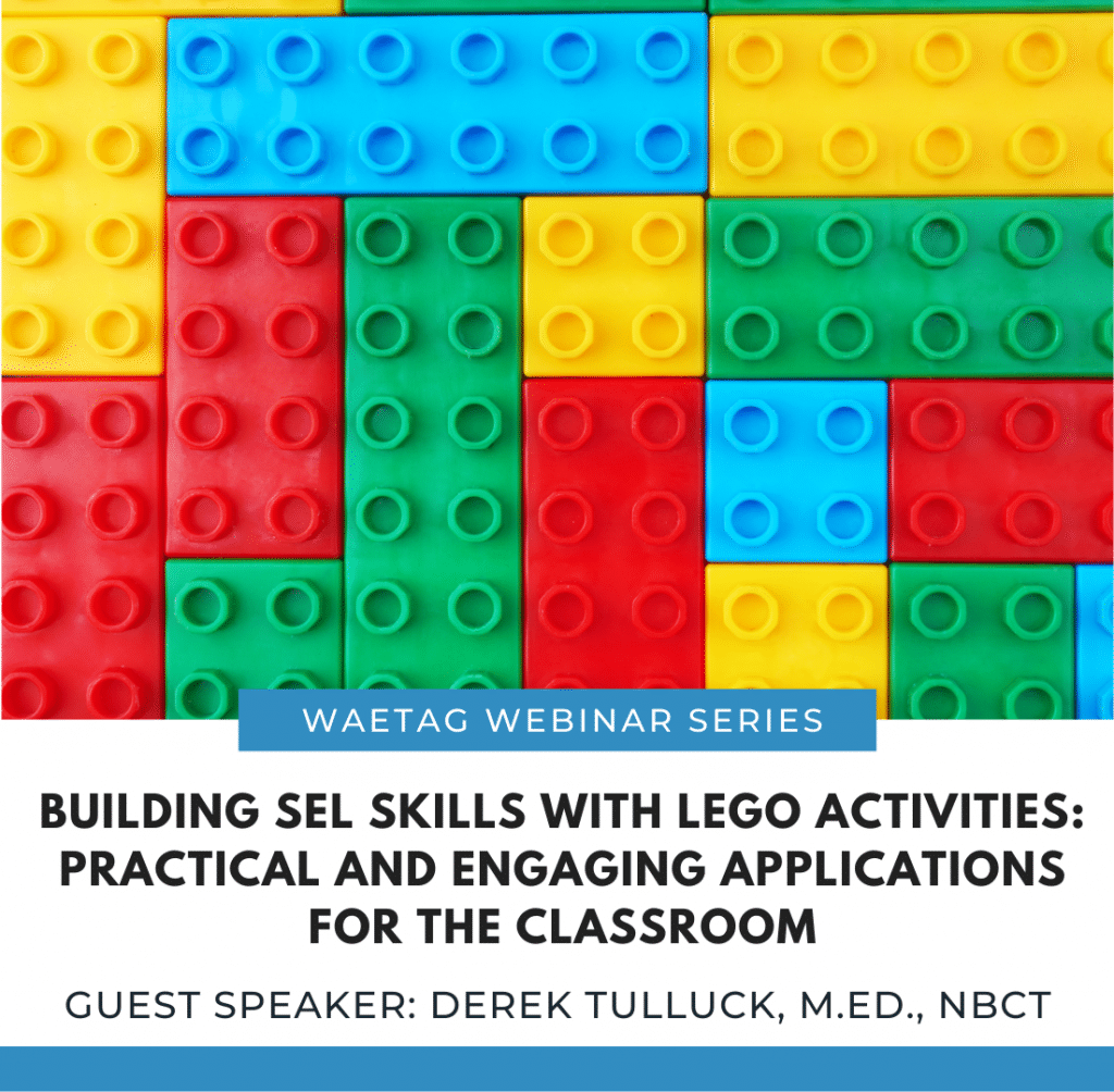Building SEL Skills with LEGOS