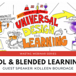 UDL and Blended Learning
